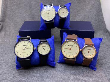 Парные часыЕсть разные цветаОтличный подарок на 14- февраляВ комплекте