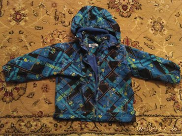 Куртка на осень мальчику в возрасте 2-3 в Бишкек