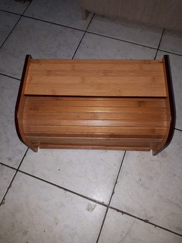 Хлебница деревянная новая в Лебединовка