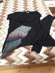 женские вязаные туники в Азербайджан: Туника с шарфом новая