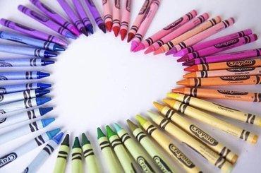 классические карандаши crayola самая лучшая находка для проявления тво в Бишкек
