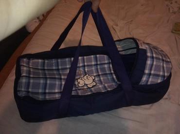 бортики для кроватки в Азербайджан: Переноска для младенца. Состояние хорошее. Пользовались пару раз