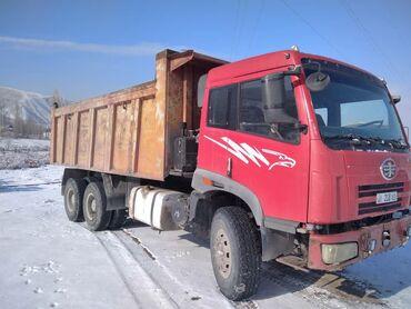 грузовые шины 385 в Кыргызстан: Faw продаю самосвал faw 2008 290л.с  8 ступкаотбойник  Мотор,Мост