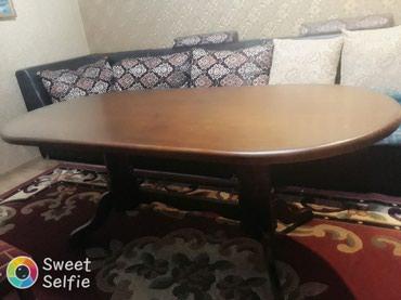 Продаю стол карагач.состояние в Бишкек