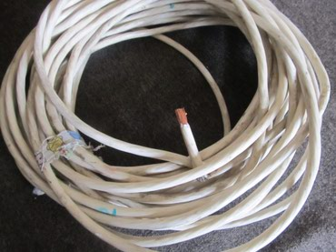 Сварочный медный кабель сечение 70 в Бишкек
