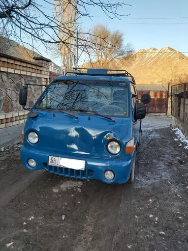 Транспорт - Кочкор-Ата: Hyundai Портер 2.5 л. 1997