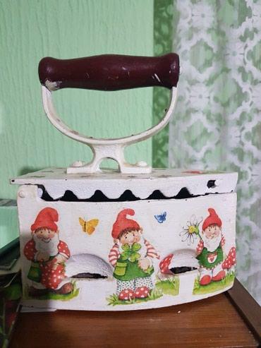 Ostali kućni dekor - Srbija: Pegla