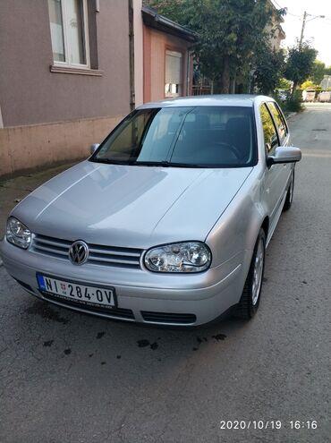 Pre - Srbija: Volkswagen Golf 1.6 l. 2004 | 164000 km
