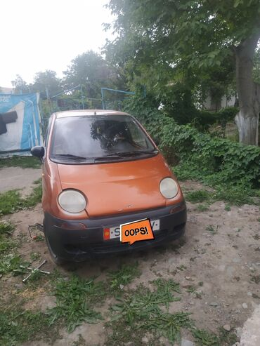 Транспорт - Беш-Кюнгей: Daewoo Matiz 0.8 л. 2000