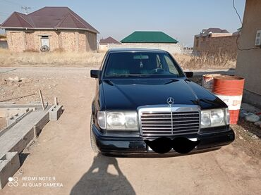 Транспорт - Буденовка: Mercedes-Benz W124 2 л. 1992   278856 км