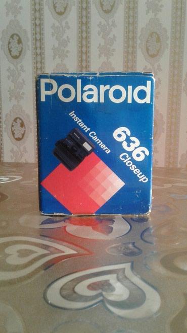 фотоапарат канон в Азербайджан: Фотоапарат ''Полароид'' Модель ''636 Close-up'' Новый не разу не