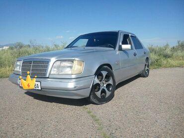 Mercedes-Benz в Кыргызстан: Mercedes-Benz E 220 2.2 л. 1991 | 123456789 км