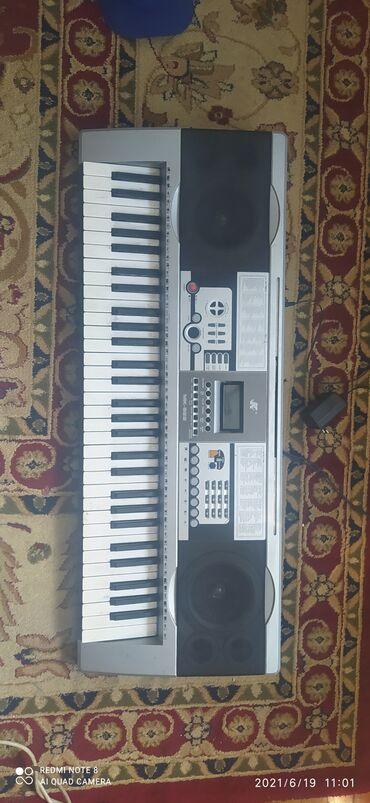 Спорт и хобби - Кой-Таш: Продаю синтезатор пианино