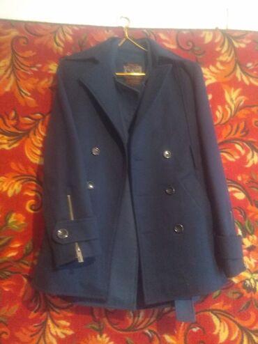 Личные вещи - Токмак: 2 пальто Обсолютно новый с итикеткой темно синий и синий