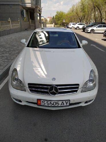 Mercedes-Benz в Бактуу-Долоноту: Mercedes-Benz CLS 350 3.7 л. 2006 | 135500 км