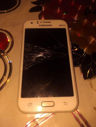 chery tiggo запчасти в Кыргызстан: На запчасти Samsung Galaxy J1 4 ГБ Белый