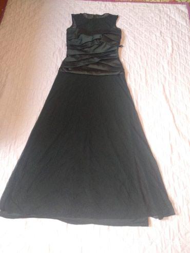 Вечернее платье- размер 44-46 в очень хорошем состоянии в Бишкек