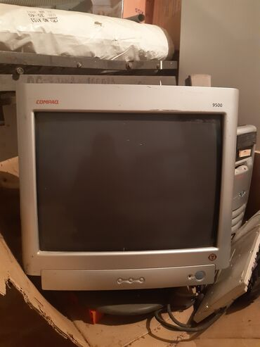 Электроника - Кызыл-Адыр: Компьютер запчастиге сатылат(иштейт)процессор, клавиатура, колонка,мыш