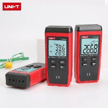 ütü masası - Azərbaycan: TermometrBrend: UNI-T UT 320 D- Eyni zamanda 2 kanal, kontakt tipli