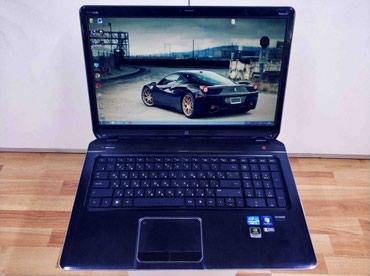 Bakı şəhərində HP ENVY DV7 Core i7/RAM 8GB/HDD 750GB/NVIDA 2GB