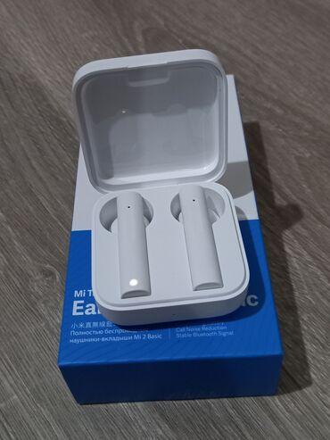 Срочно продам новые Xiaomi wireless earbuds 2 basic (оригинал)