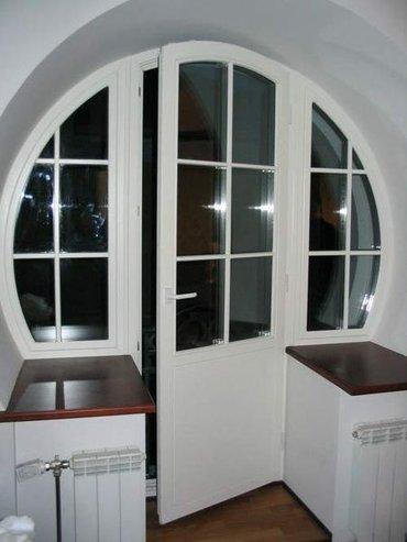 Окна, двери, балконы любой сложности. в Бишкек