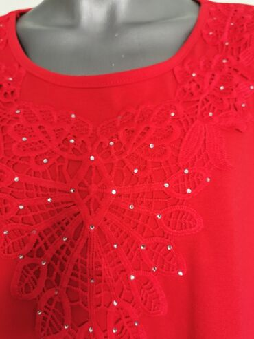 Ženske majice - Srbija: Divna crvena majica