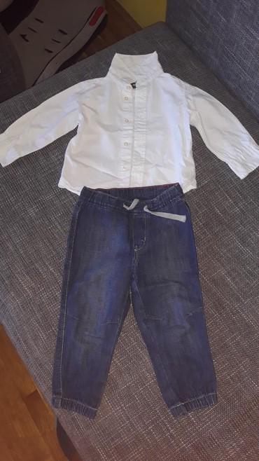 Dečije Farmerke i Pantalone | Sabac: H&M vel.92 . Kao novo
