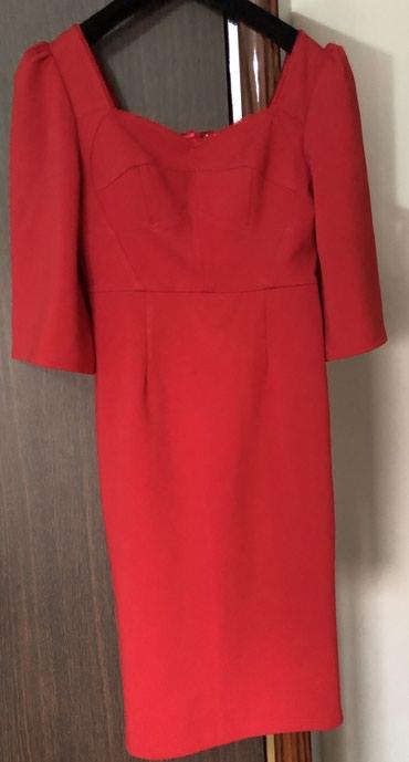 Платье б/у 1 разв отличнейшем состоянииразмер СЦена 35 AZN (ОЧЕНЬ