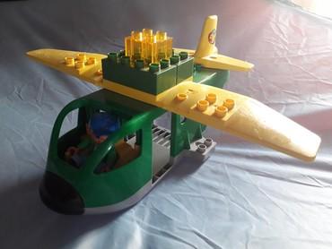 Rc avion - Srbija: Lego duplo avion