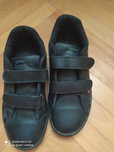 Dečije Cipele i Čizme - Cuprija: Slazenger decije patike br34 kao nove