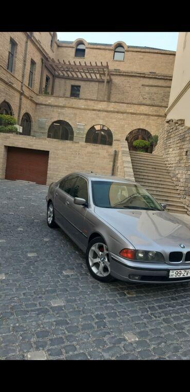 bmw 525 1997 - Azərbaycan: BMW 520 2 l. 1997 | 36 km