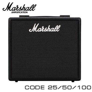 Комбик:Гитарный усилитель Marshall CODE 25 - комбик 25 ватт, с одним