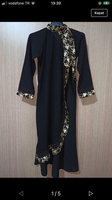 Шикарный нарядный хиджаб для девочки 10-14 лет, очень качественный. Ра