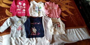 Majice za devojcice, velicina 62