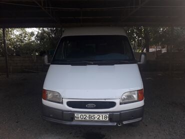 ford transit 5 1 satilir in Azərbaycan   FORD: Ford Transit 2.5 l. 1995   3507450 km
