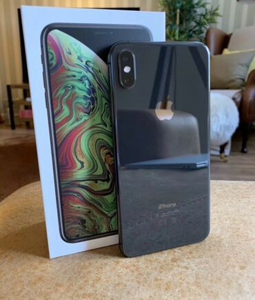 Б/У iPhone Xs Max 64 ГБ Черный