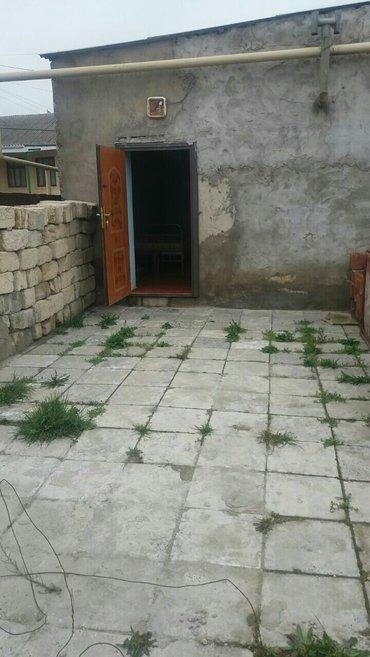 Bakı şəhərində Kiraye ev  var sabunci  ve  zabrata yolunun kesishmesinde yola yaxin 1