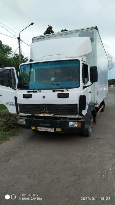 mercedes benz 814 в Кыргызстан: Срочно срочно продаю Mercedes Benz 814 6 куб простой мотор