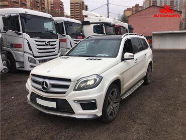 Mercedes-Benz в Кыргызстан: Mercedes-Benz GL-Class 4.7 л. 2014 | 1919000 км