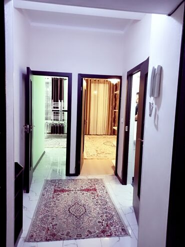супермаркет фрунзе бишкек в Кыргызстан: Сдается квартира: 1 комната, 40 кв. м, Бишкек