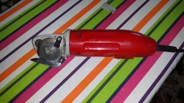 Продаю электронож дисковой для закройщиков. Удобный, прочный нож в Бишкек