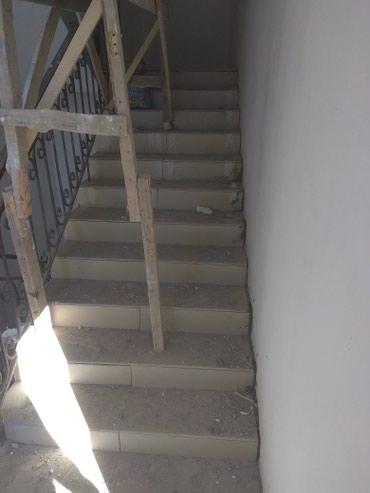 Кафелшики эст бригада болшых объемы делаем лестницы каридоры офисы в Бишкек