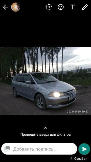 Транспорт - Раздольное: Honda Odyssey 2.3 л. 2001