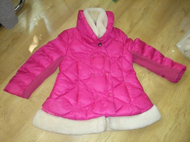 детская куртка на 2 3 года в Кыргызстан: Детская куртка деми на осень весну2-3 годасостояние хорошееотдам за