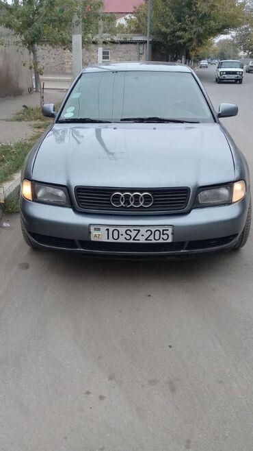 audi a4 1 6 at - Azərbaycan: Audi A4 1.8 l. 1995