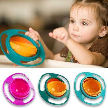 Продаю Непроливаемая тарелка для детей