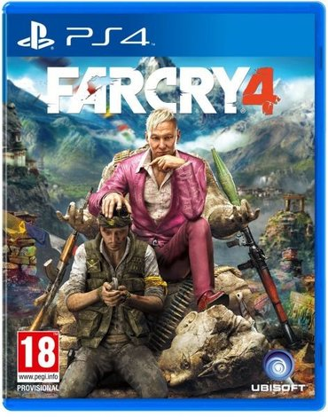 Farcry 4 για ps4!