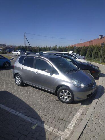 аренда экскаватора бишкек в Кыргызстан: Honda Fit 1.3 л. 2005