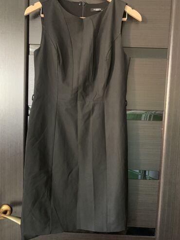 Личные вещи - Кунтуу: Продается платье!Носила на работу с рубашками и ремешком!Состояние -